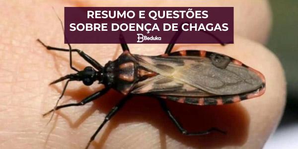 Questões sobre Doença de Chagas
