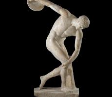 Cultura na Grécia Antiga - escultura grega