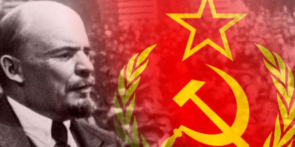 lenin na revolução russa