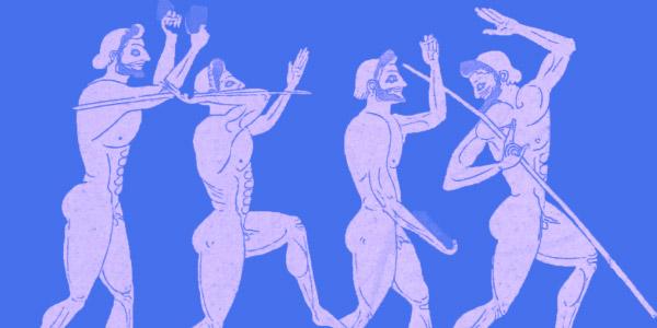 Cultura - Jogos Olímpicos ou Olimpíadas na Grécia antiga