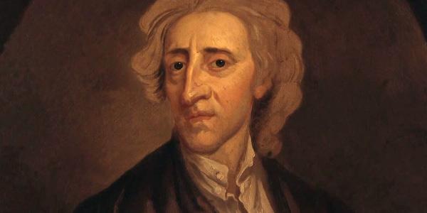 John Locke, considerado pai do liberalismo