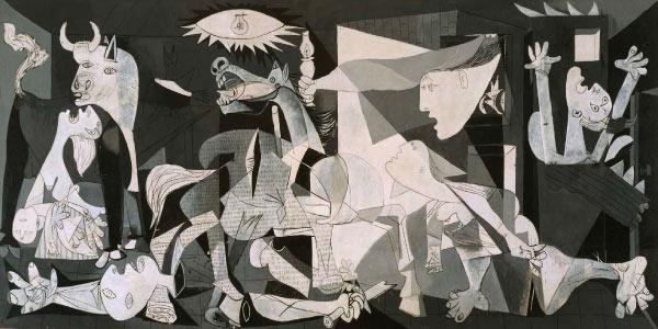 """""""Guernica"""", de Pablo Picasso"""