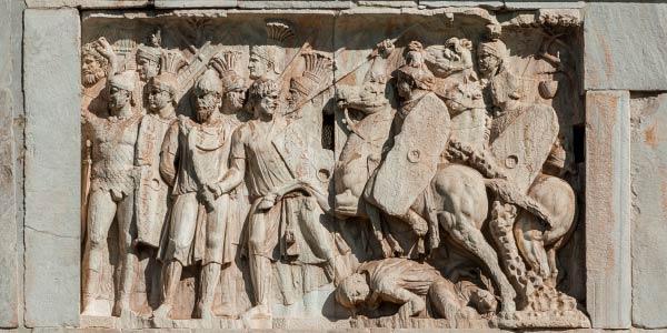 exército do império romano