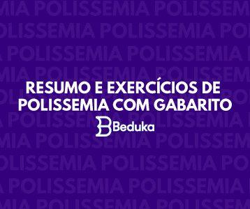 Exercícios de Polissemia