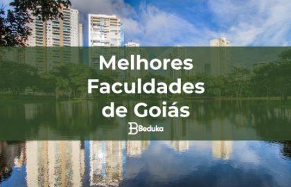 Melhores Faculdades de Goiás
