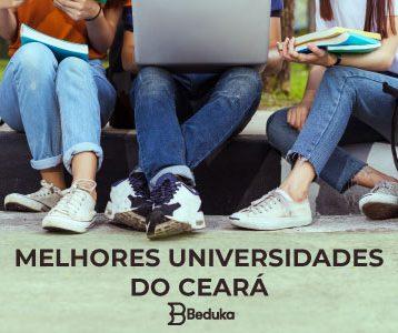 Melhores universidades do Ceará