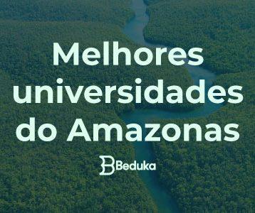 Melhores universidades do Amazonas