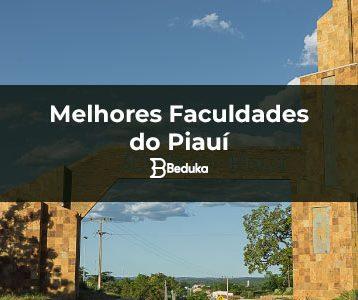 Melhores Faculdades do Piauí