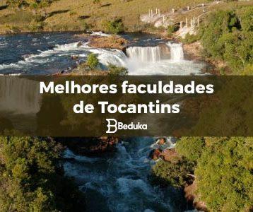 Melhores faculdades de Tocantins