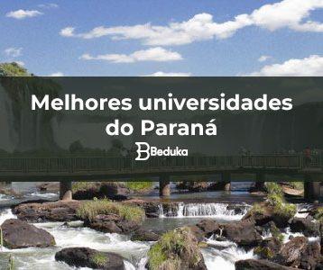 Melhores universidades do Paraná
