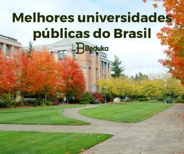 Melhores universidades públicas do Brasil