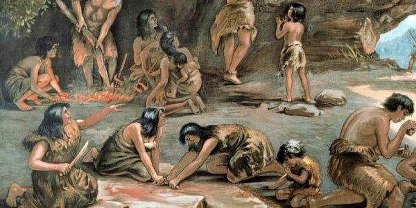 Período Neolítico ou Idade da Pedra Polida - Pré-História-da-organizacao-social