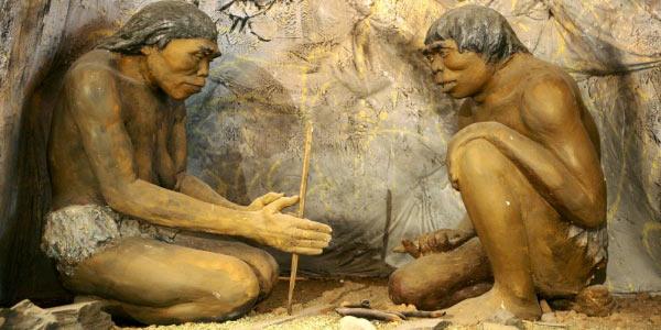 Período Paleolítico ou Idade da Pedra Lascada -Pré-História-domínio-do-fogo
