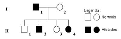daltonismo-Exercícios-sobre-heredograma