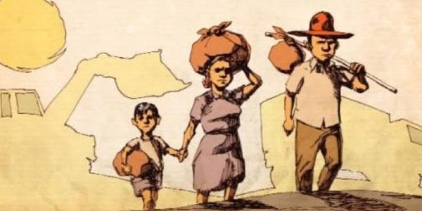 O êxodo rural teve como um dos principais motivos o processo de industrialização dos centros urbanos.