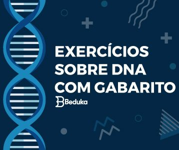 Exercícios sobre DNA e Resumo