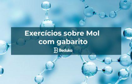 Exercícios sobre Mol