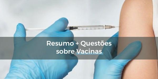 Questões sobre Vacinas com Gabarito