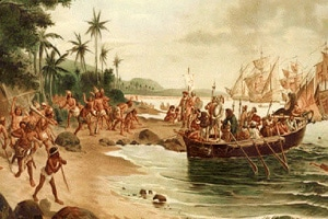 imigração no Brasil e a colonização portuguesa