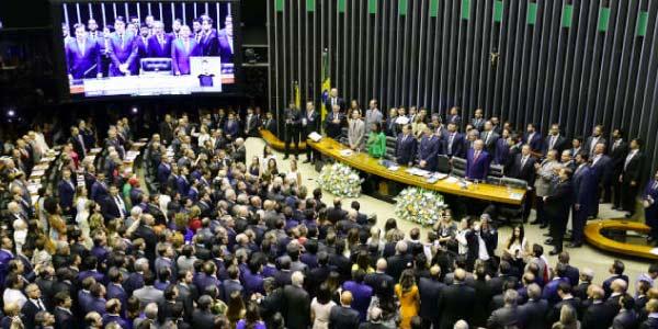 Câmara do Parlamento do Brasil