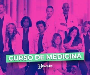 Como é o curso de medicina