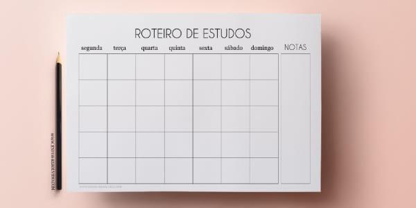 Como-estudar-de-forma-eficiente-com-cronograma-agenda-e-calendário