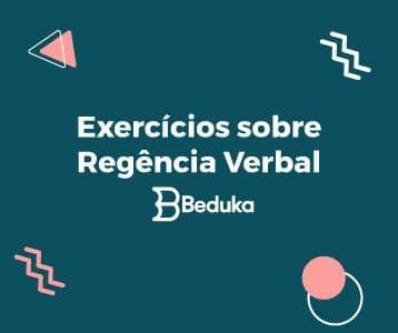 Exercícios sobre Regência Verbal