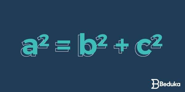 Fórmula-do-Teorema-de-Pitágoras