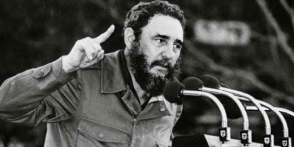 Fidel Castro pela Revolução Cubana