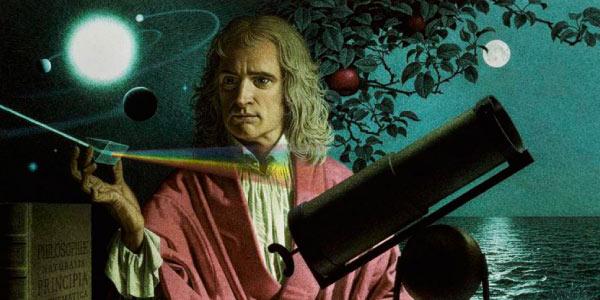Isaac Newton e as leis da dinâmica