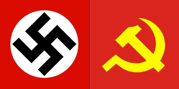 Nazismo-e-Socialismo-são-exemplos-de-autocracia