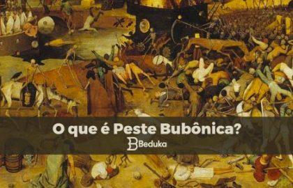 O que é Peste Bubônica !