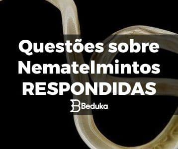 Questôes_sobre_Nematelmintos