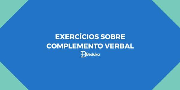 Exercícios_sobre_Complemento_Verbal