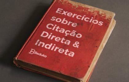 Exercícios_sobre_citação_direta_e_indireta