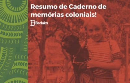 Resumo de Caderno de Memórias Coloniais - tudo sobre!
