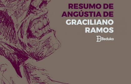 Capa do livro Angústia de Graciliano Ramos - Resumo e Análise do livro Angústia de Graciliano Ramos!
