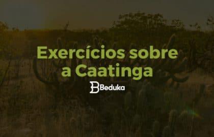 Exercícios_sobre_Caatinga