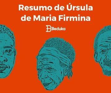Resumo de Úrsula de Maria Firmina!