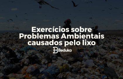 Exercícios_sobre_Problemas_Causados_pelo_lixo