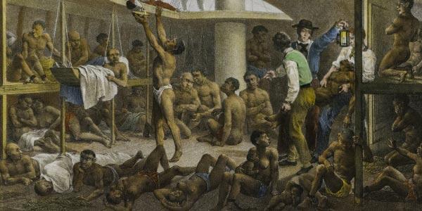 História do Trabalho Escravo