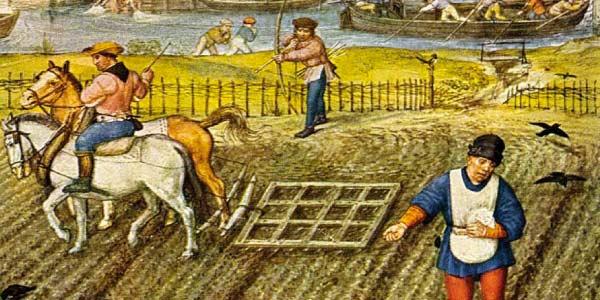 História do Trabalho Feudal