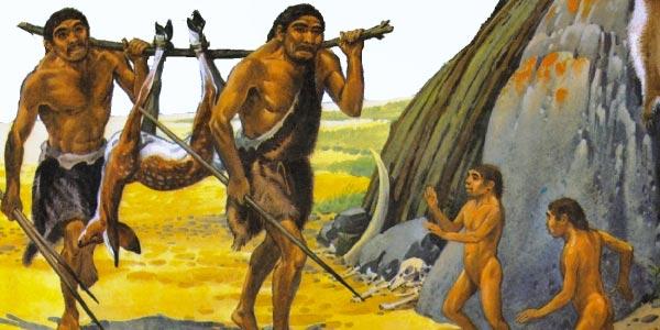 História do Trabalho Primitivo