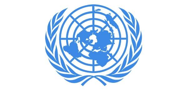 Logomarca da ONU