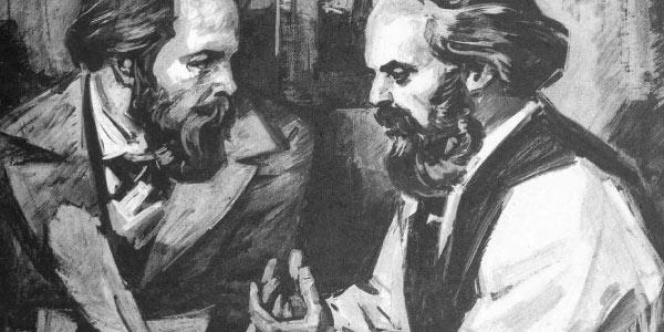 Marx e Engels: Pais do Socialismo Científico