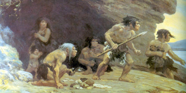 Os homens naturais de Rousseau