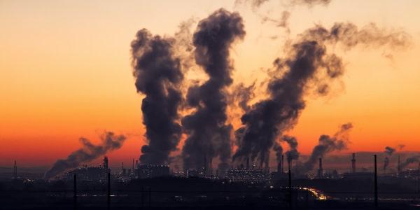 Problema Ambiental: Poluição atmosférica