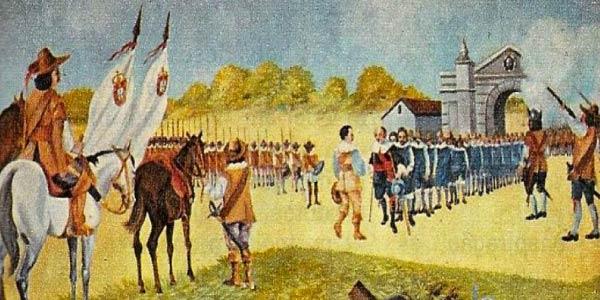 Imagem sobre a Insurreição Pernambucana