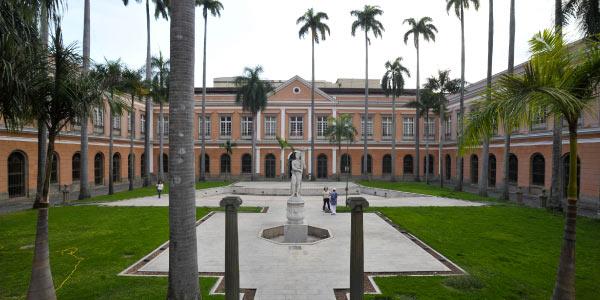 Palácio do Itamaraty, no Rio de Janeiro