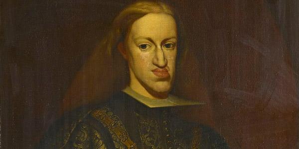 Rei Carlos II durante a Revoluçao Inglesa